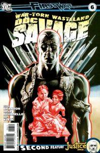 Doc Savage #6 (2010)