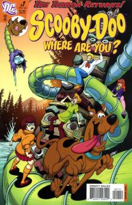 Scooby-Doo, Where Are You? #1 (2010)
