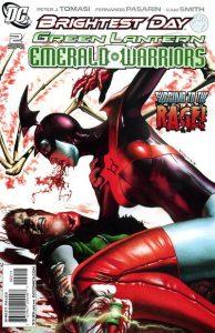 Green Lantern: Emerald Warriors #2 (2010)