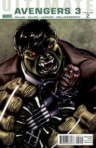 Ultimate Avengers #14 (2010)