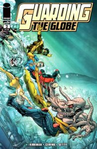 Guarding the Globe #2 (2010)