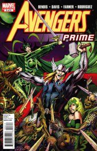 Avengers Prime #3 (2010)