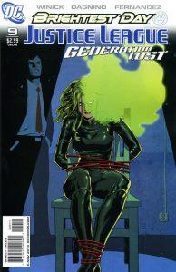 Justice League: Generation Lost #9 (2010)