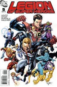 Legion of Super-Heroes #5 (2010)