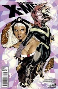 The Uncanny X-Men #528 (2010)