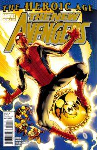 New Avengers #4 (2010)