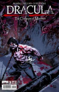 Dracula: The Company of Monsters #2 (2010)