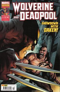 Wolverine and Deadpool #10 (2010)
