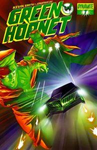 Green Hornet #7 (2010)