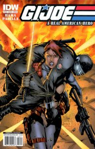 G.I. Joe: A Real American Hero #158 (2010)