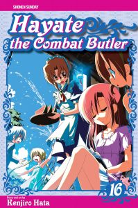 Hayate the Combat Butler #16 (2010)