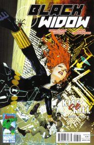 Black Widow #7 (2010)