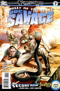 Doc Savage #7 (2010)