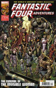 Fantastic Four Adventures #9 (2010)