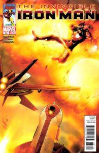 Invincible Iron Man #31 (2010)