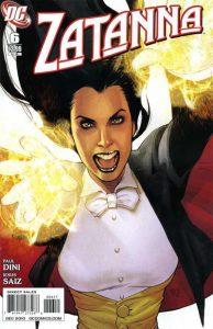 Zatanna #6 (2010)