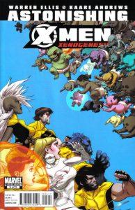 Astonishing X-Men: Xenogenesis #5 (2010)