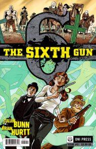 The Sixth Gun #5 (2010)