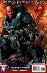 Gears of War #14 (2010)