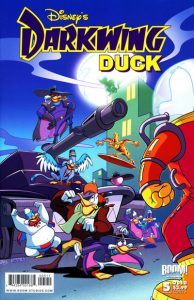 Darkwing Duck #5 (2010)