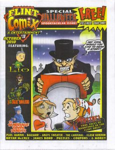 Flint Comix & Entertainment #18 (2010)