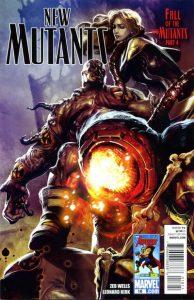 New Mutants #18 (2010)