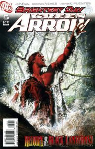 Green Arrow #5 (2010)