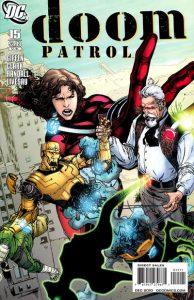Doom Patrol #15 (2010)