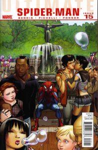 Ultimate Comics Spider-Man #15 (2010)