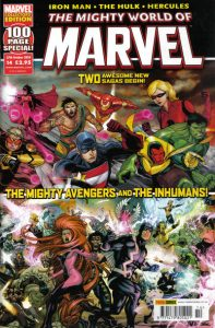 The Mighty World of Marvel #14 (2010)
