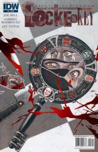 Locke & Key: Keys to the Kingdom #2 (2010)