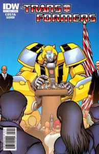 The Transformers #12 (2010)