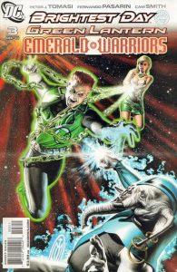 Green Lantern: Emerald Warriors #3 (2010)