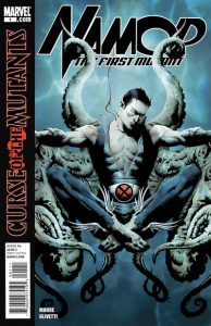 Namor: The First Mutant #1 (2010)