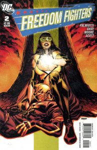 Freedom Fighters #2 (2010)