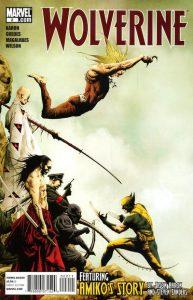 Wolverine #2 (2010)