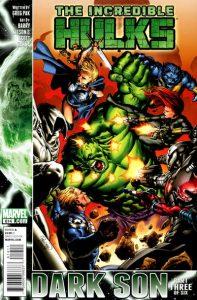 Incredible Hulks #614 (2010)
