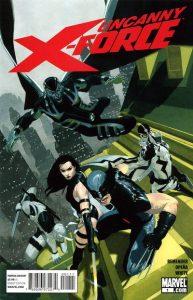 Uncanny X-Force #1 (2010)