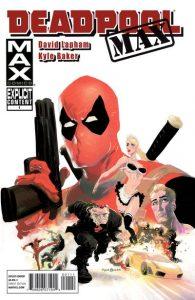Deadpool Max #1 (2010)