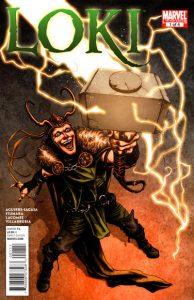 Loki #1 (2010)