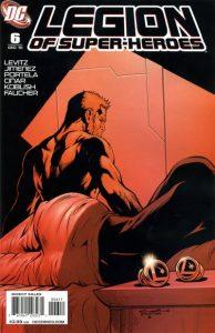 Legion of Super-Heroes #6 (2010)