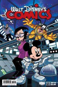 Walt Disney's Comics and Stories #712 (2010)