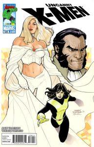 The Uncanny X-Men #529 (2010)