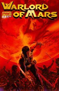 Warlord of Mars #1 (2010)