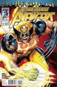 New Avengers #5 (2010)