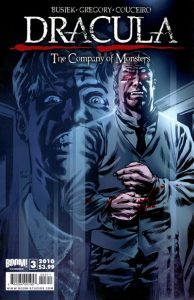 Dracula: The Company of Monsters #3 (2010)