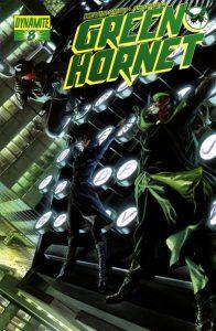 Green Hornet #8 (2010)