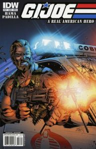G.I. Joe: A Real American Hero #157 (2010)
