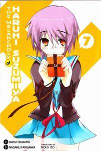 The Melancholy of Haruhi Suzumiya #7 (2010)