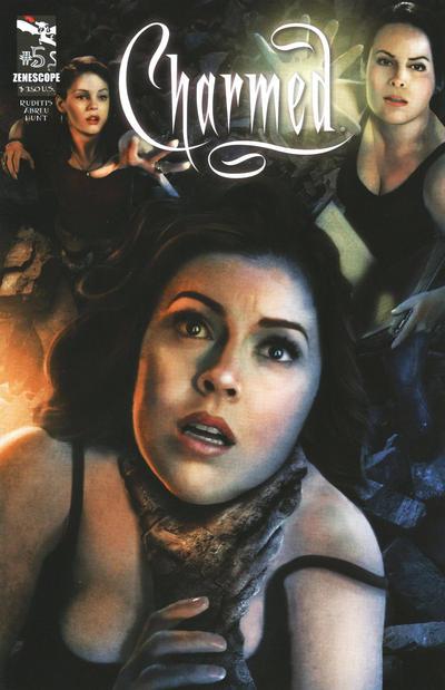 Charmed #5 (2010)